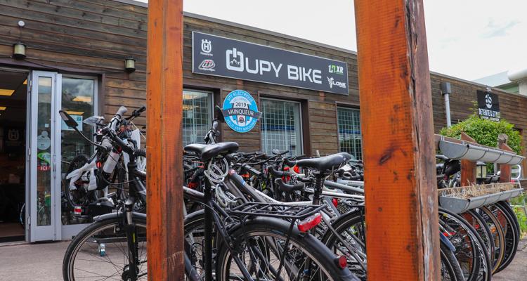 Mady Magasin Vélo, VTT, Enduro, Descente, DH, Trail, Gravel, Route Oupy Bike